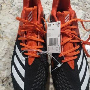 Adidas Freak X Carbon Orange Black Football Cleats